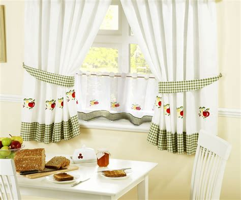 24 cafe curtains apples pears gingham kitchen curtains 24 cafe panel