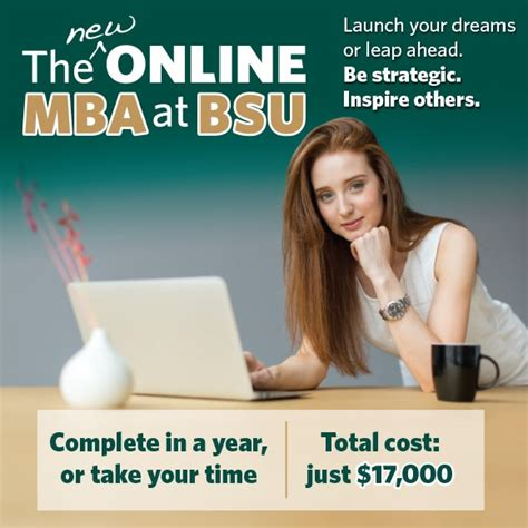 Bemidji State Mba by The New Mba Extended Learning Bemidji State