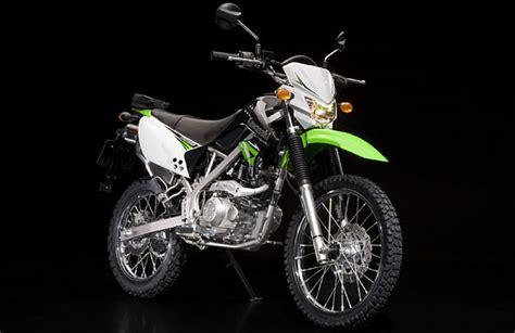 Motorrad 125 Niedrige Sitzh He by Kawa Klx125 D Tracker Modellnews