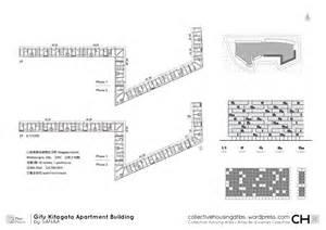 Block House Plans Gifu Kitagata Apartment Building By Sanaa Collective