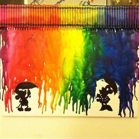 4 In 1 Crayon Set Mickey Minnie 4 Tingkat Isi 46 Pcs Crayon mickey mouse disney crayon 186 o 186 disney crafts 186 o 186