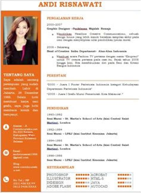 templates cv kreatif contoh cv format word free download template cv kreatif 30