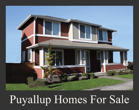 homes for sale in puyallup wa
