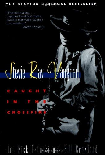 stevie ray vaughan caught   crossfire
