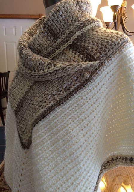 Diy Home Design Easy free pattern white russian crochet poncho diy smartly