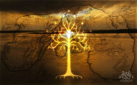 white tree of gondor 171 awesome wallpapers