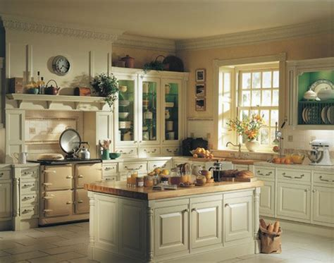 Kitchen Design And Decorating Ideas by Modern Furniture Traditional Kitchen Cabinets Designs