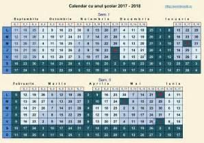 Moldova Calendario 2018 Calendar Cu Anul şcolar 2017 2018 De A Valma