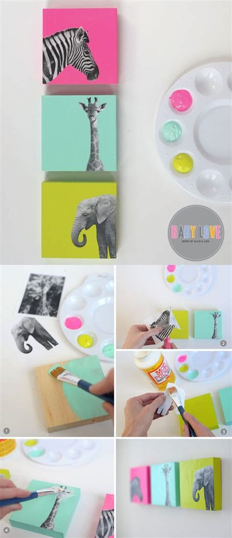 diy projects for kids 15 cutest diy projects you must finish pretty designs