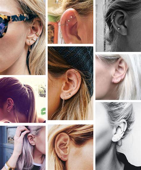 ninas pendientes de aro de cartilago cartilago de la pluma arete pendientes oreja arriba