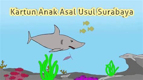 gambar kartun hiu  buaya kumpulan gambar kartun