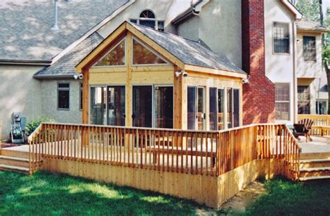 Shed Architectural Style Sunrooms Columbus Ohio 3 Season Room 4 Season Room