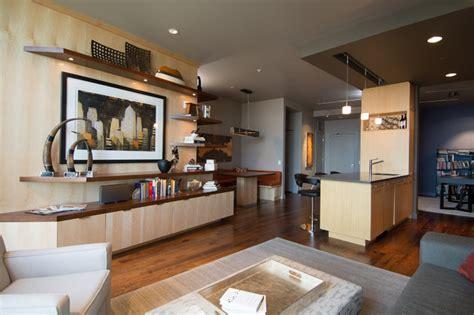 interior design portland or encore condo in the portland pearl district contemporary living room portland by pangaea