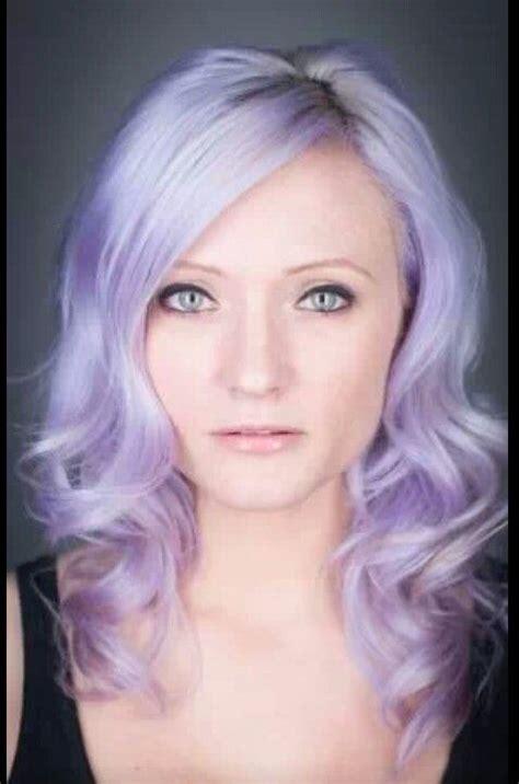 pastel colored hair pastel purple hair color hair color purple
