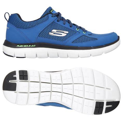skechers athletic shoes skechers flex advantage 2 0 mens athletic shoes