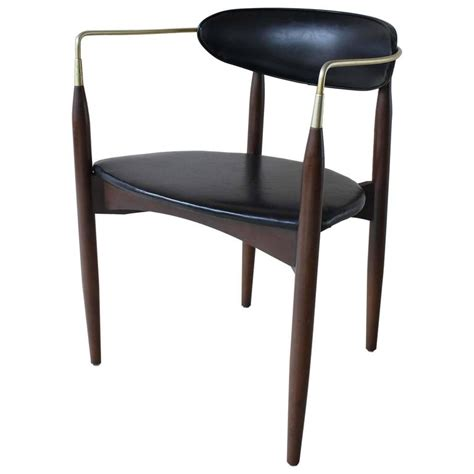 Johnson Chair by Dan Johnson Viscount Chair At 1stdibs