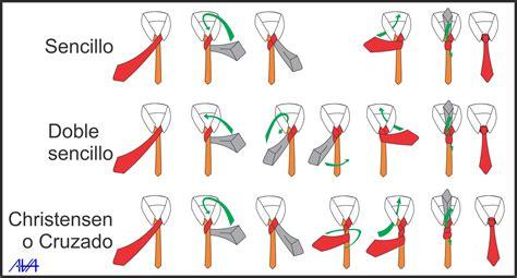 como hacer el nudo de corbata 50 nudos de corbata como anudar una corbata taringa