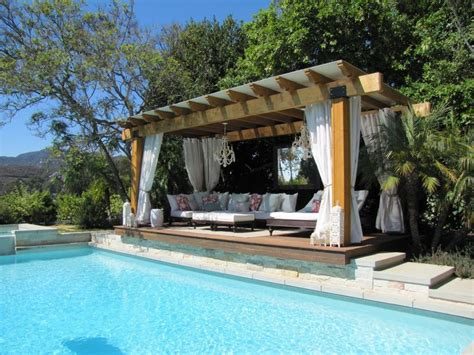 cabana ideas best 25 pool cabana ideas on pinterest cabana ideas