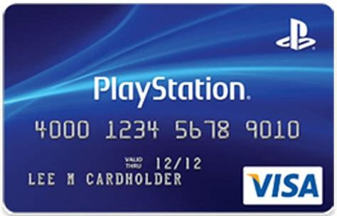 Can You Buy A Playstation Card With A Gift Card - sony announces the playstation credit card