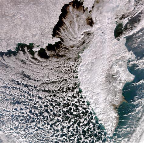 space  images   kamchatka peninsula russia