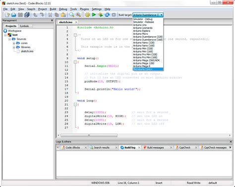 best arduino ide welcome to physicus codeblocks one of the best ide for