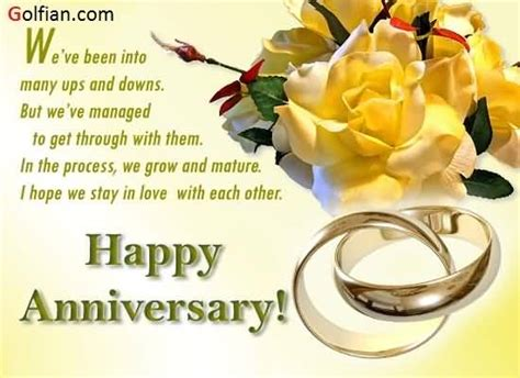 Wedding Anniversary Quotations by 58 Wedding Anniversary Sayings Golfian