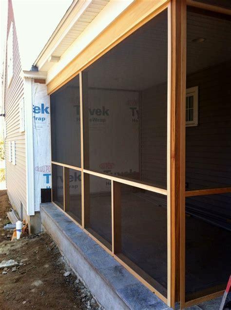 how to screen a patio how to screen a porch patios porches balconies ideas