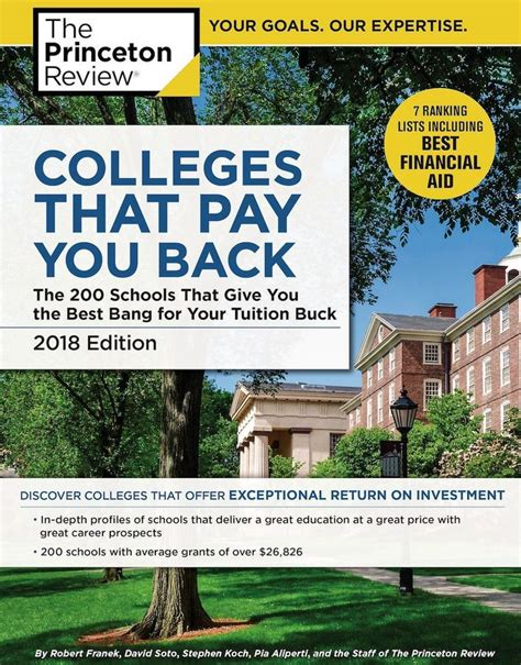 princeton review lists ccny among top colleges that pay