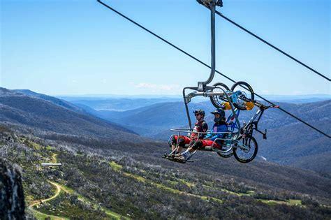 thredbo mountain bike park opening thredbo