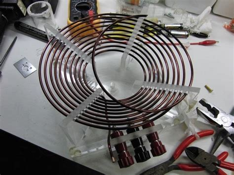 Tesla Coil Science Project This Diy Mini Tesla Coil Packs 380 000 Volts Of Lightning