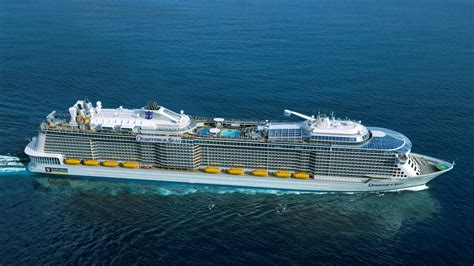 royal caribbean quantum of the seas will deliver innovation to cruising