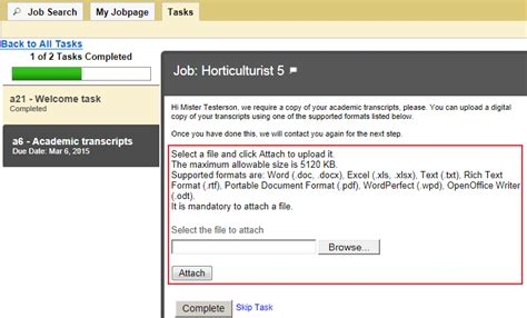 Www Centralbank Net In Careers Section by Files Uploaded From Tasks Tab Available In Onboarding