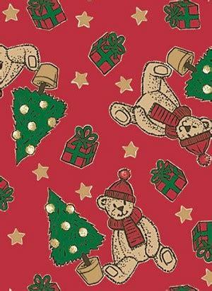 Teddie Maxy tumbling teddy gift wrap 24 quot x 100