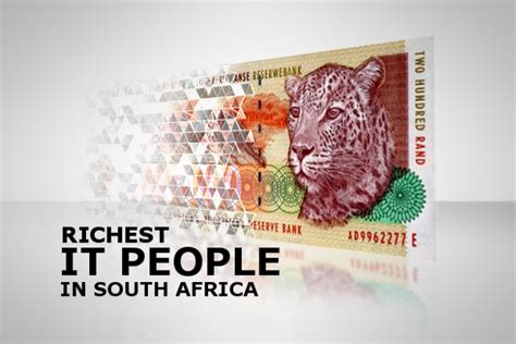richest it in south africa