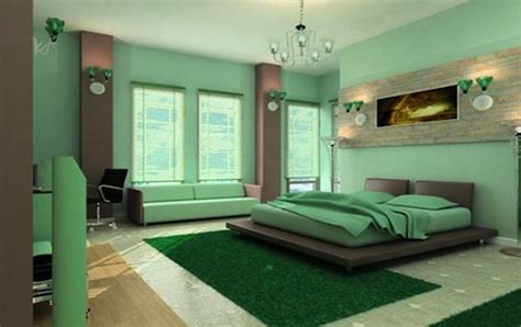 bedroom with green walls the most beautiful bedroom green walls home and how to