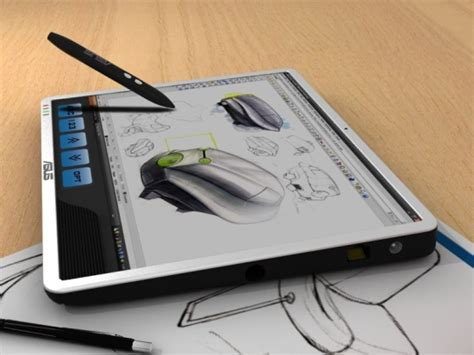 tablett design asus net fusion tablet the alternative to wacom graphic