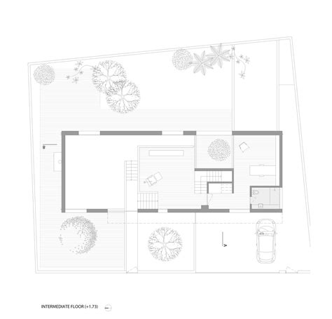 patio floor plan gallery of patio house ar arquitetos 21
