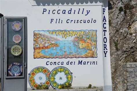 piccadilly ceramics amalfi italy piccadilly conca dei marini all you need to