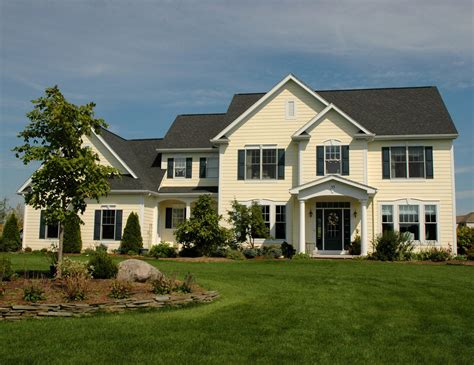 exterior gallery homes by woodstone