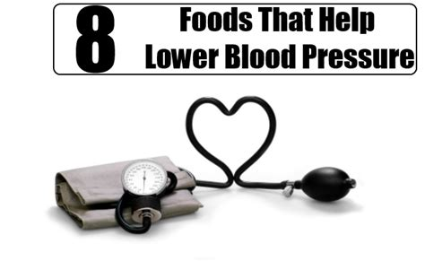 8 Foods That Will Lower Your Blood Pressure by 8 Foods That Help Lower Blood Pressure Vitamins Estore