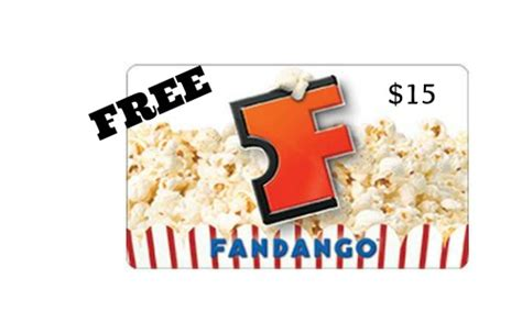 What Is A Fandango Gift Card - topcashback free fandango gift card southern savers
