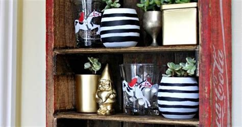 12 ways to repurpose an old soda crate dukes and duchesses 12 ways to repurpose an old soda crate gardens sodas