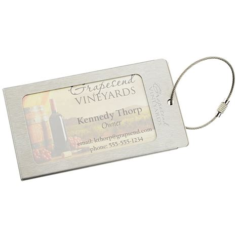 luggage tag business card template luggage tag business card image collections business