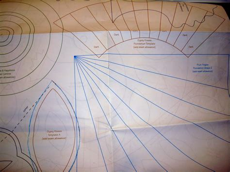 pattern making paper joann freda s hive
