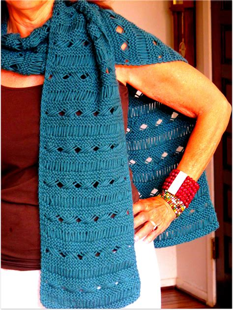 cross stitch knitting pattern scarf indian cross stitch knitting patterns in the loop knitting