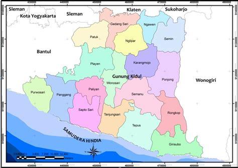 desain gapura batas kabupaten gunung kidul studio3gunungkidul karakteristik fisik kabupaten gunungkidul