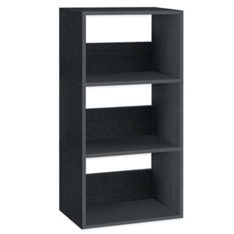Buy Black Bookcase Buy Black Bookcases From Bed Bath Beyond