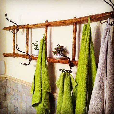 Porta Asciugamani Fai Da Te 6 idee su dove posizionare il porta asciugamani in bagno