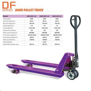 Pallet Truck 2 5 Ton jual pallet truck 2 5 ton harga murah semarang oleh