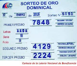 resultados sorteo sears enero 2016 loteria nacional de panama resultados resultados sorteo